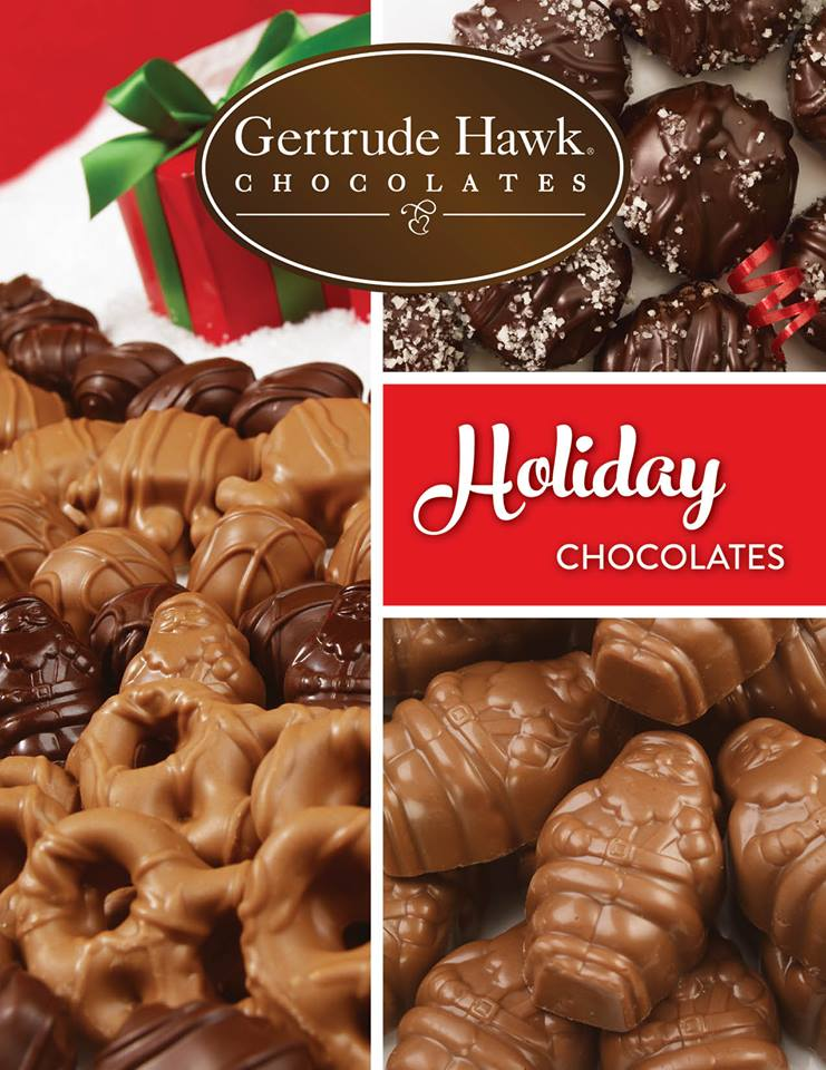 holiday choclates